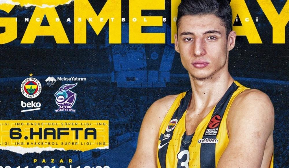 Fenerbahçe Beko - Afyon Belediyespor (Canlı Skor)