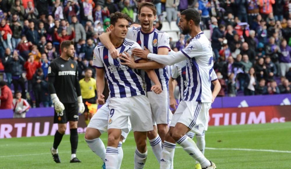 Enes Ünal attı; Real Valladolid kazandı