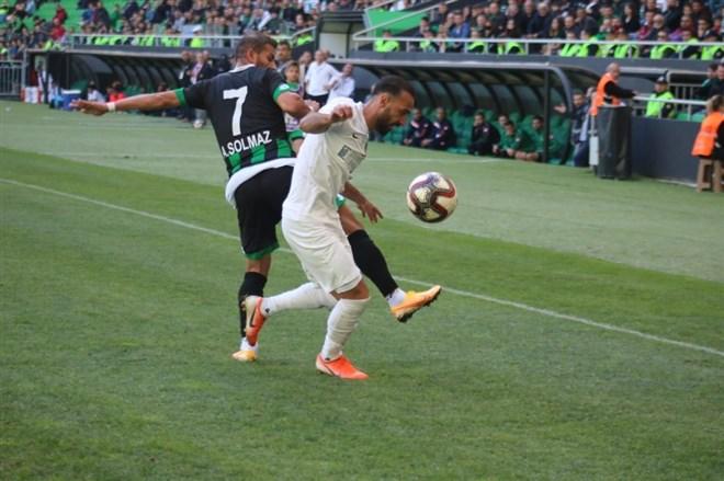 6 gollü maç Sakaryaspor'un!
