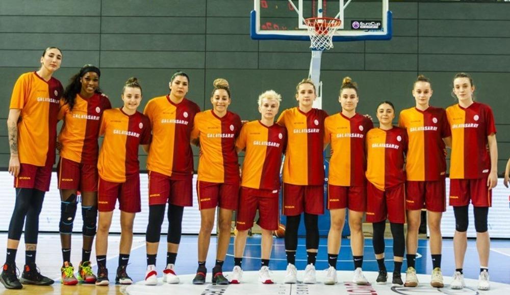 Galatasaray, Çukurova'yı mağlup etti