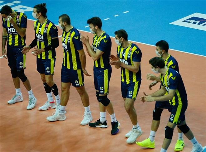 Fenerbahçe HDI Sigorta, Arkas Spor'a set vermedi!