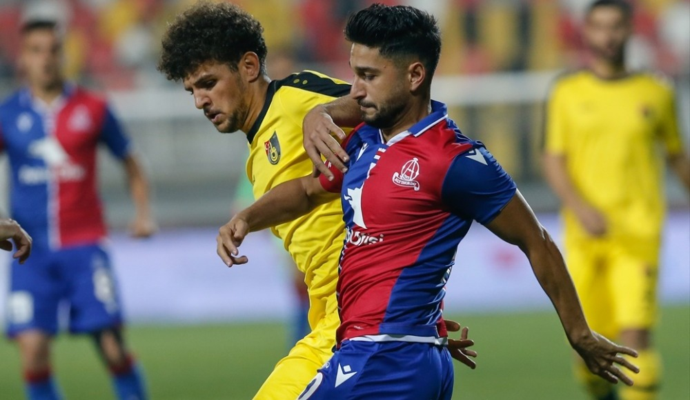 Altınordu - İstanbulspor maçında kazanan çıkmadı! 1-1