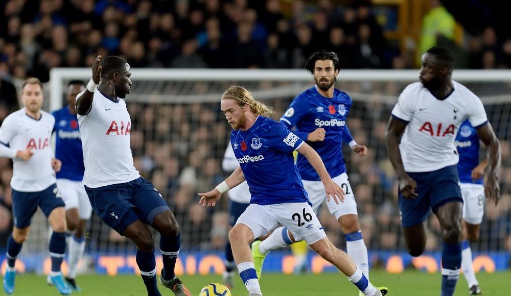 Cenk Tosun attı, Everton 1 puanı kurtardı!