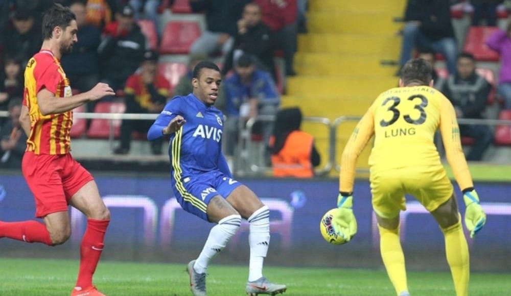 """Rodrigues: """"Birçok pozisyonu değerlendiremedik"""""""