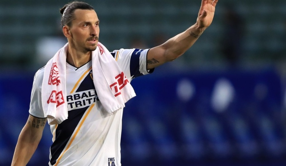 Zlatan İbrahimoviç için flaş açıklama