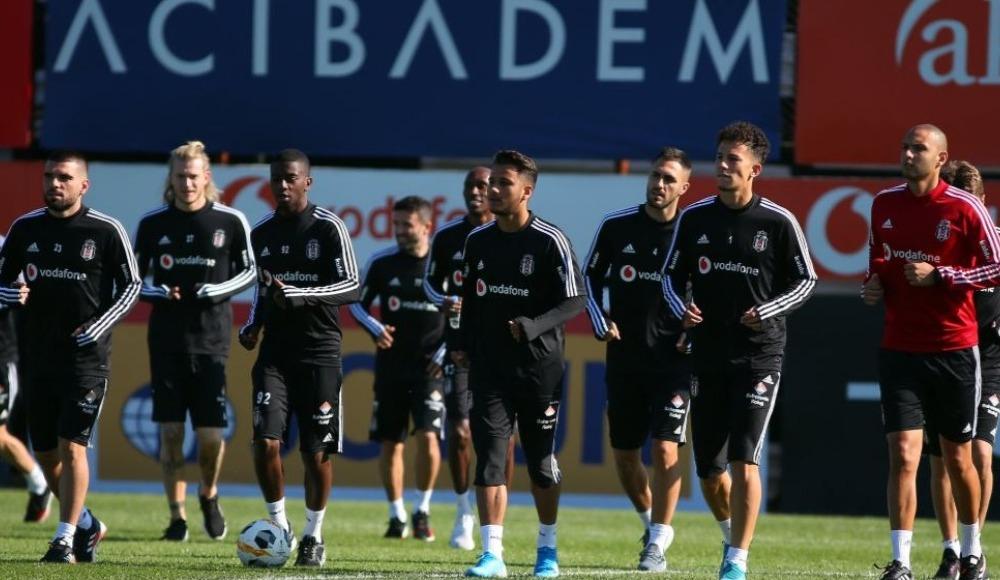 Beşiktaş'ta 3 isim Braga maçında yok!