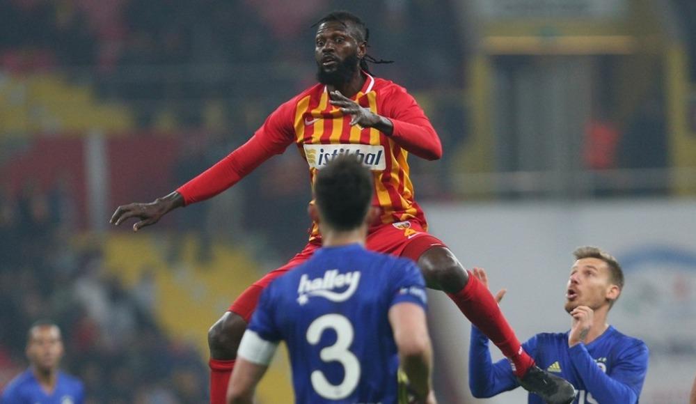 İşte Adebayor'un Süper Lig'deki yeni durağı!