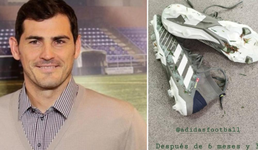 Iker Casillas sahalara geri döndü!