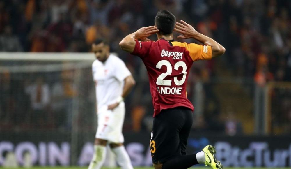 Galatasaray'dan transferde Andone kararı!