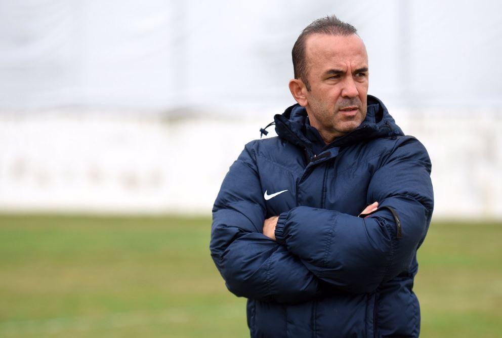 """Taner Atilla: """"Beşiktaş maçında 3 puan almak istiyoruz"""""""
