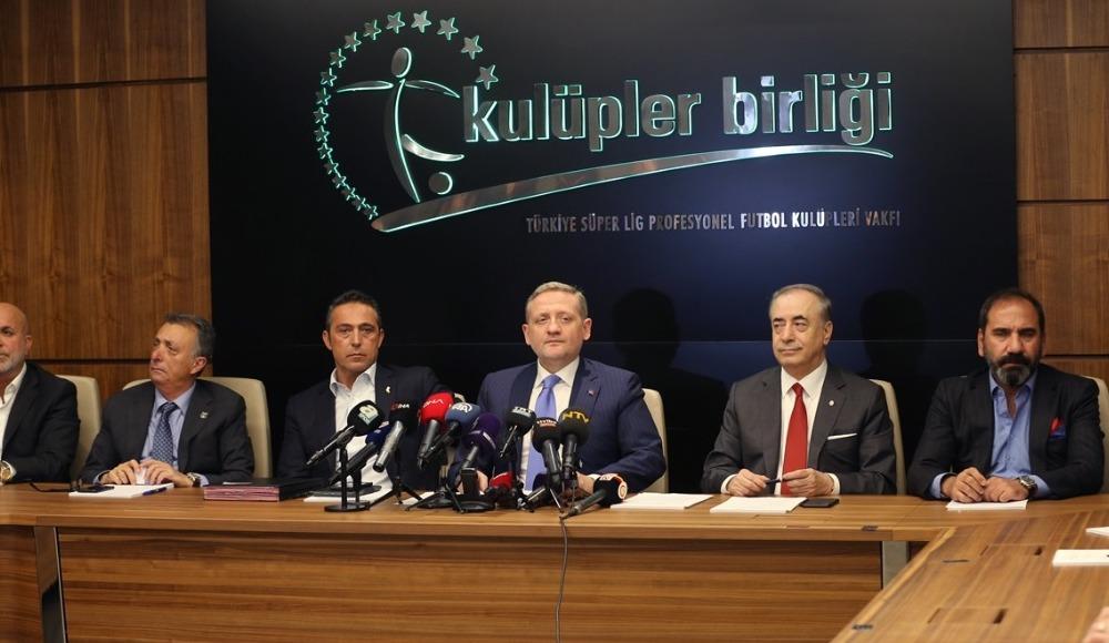 Kulüpler Birliği Başkanı Mehmet Sepil seçildi