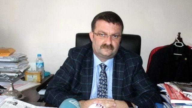 """Süleyman Caner: """"Stadyumun yapılması için Cumhurbaşkanına çıkacağız"""""""