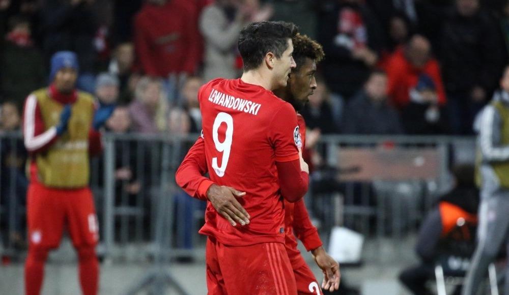 Bayern Münih, Olympiakos'u 2 golle geçti!