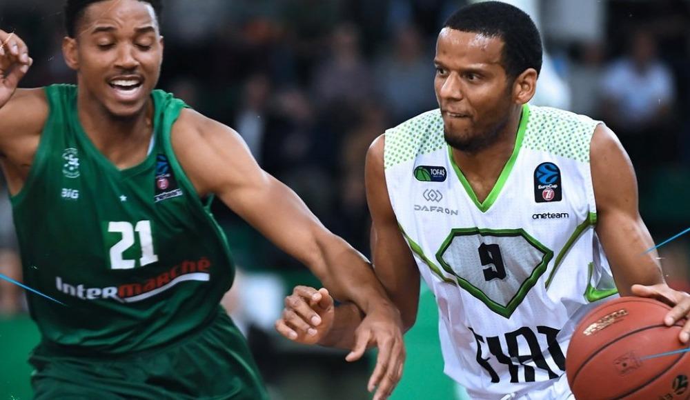 TOFAŞ, Limoges CSP takımına 91-82 mağlup oldu