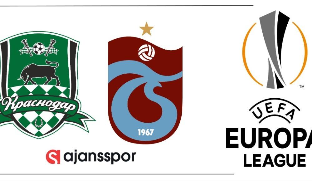 Krasnodar - Trabzonspor (Yayın takip)