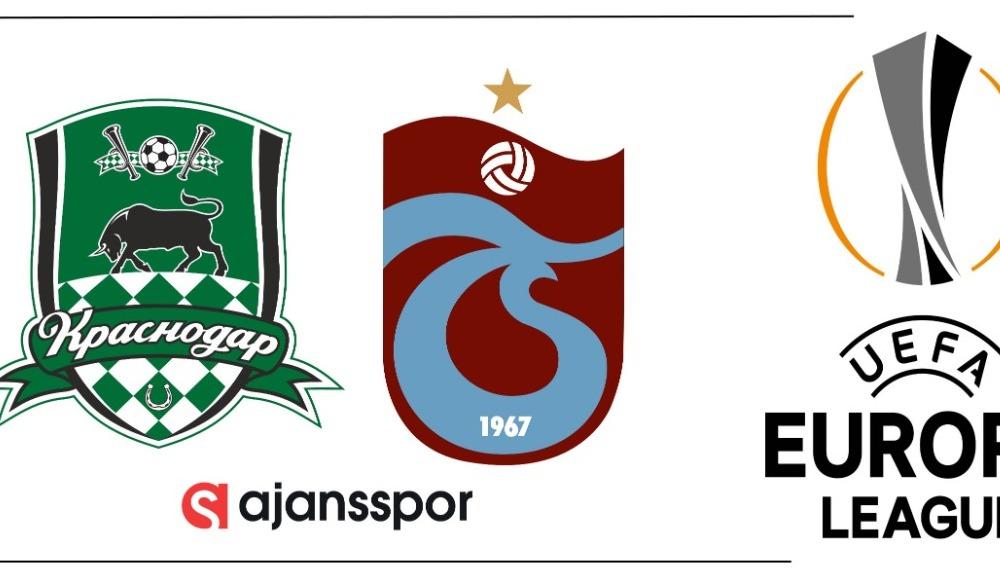 Krasnodar - Trabzonspor (Canlı Anlatım)