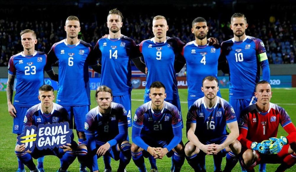 İzlanda'nın kadrosu açıklandı!