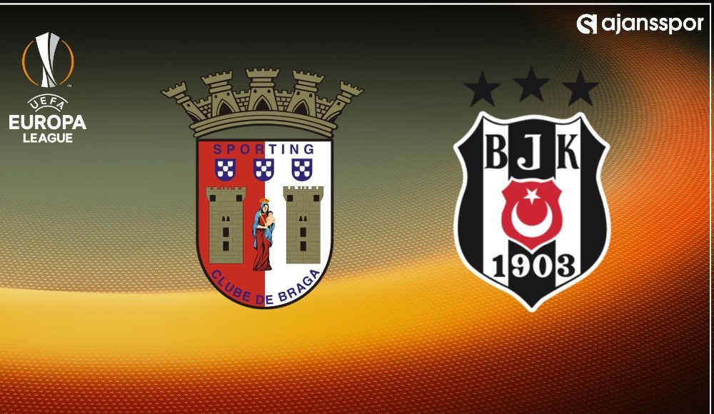 Braga - Beşiktaş (Yayın takip)