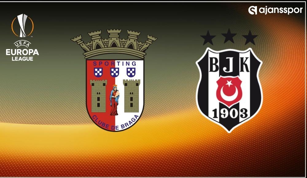 Braga - Beşiktaş  (Canlı Anlatım)