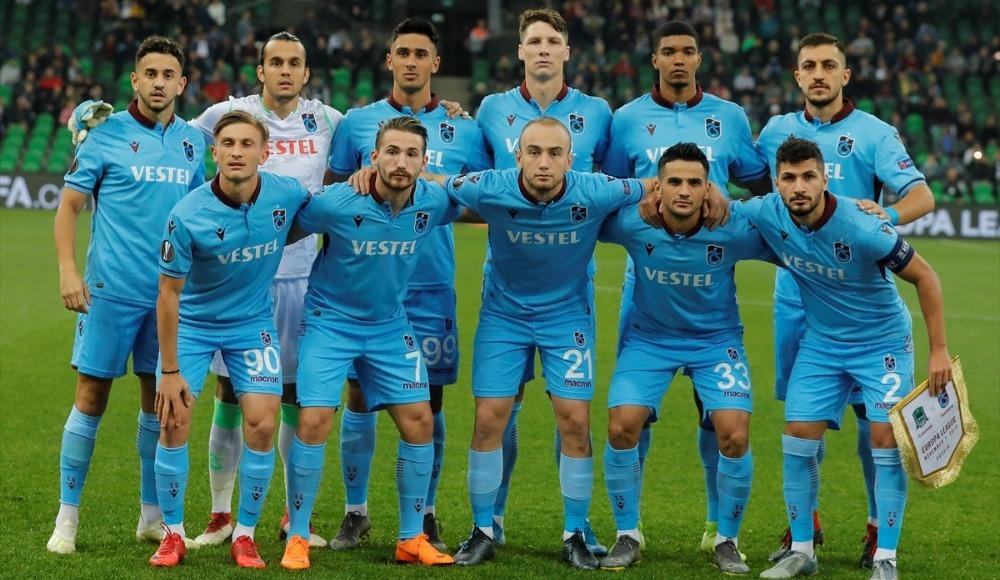 Trabzonspor, Avrupa'da 134. maçına çıkıyor