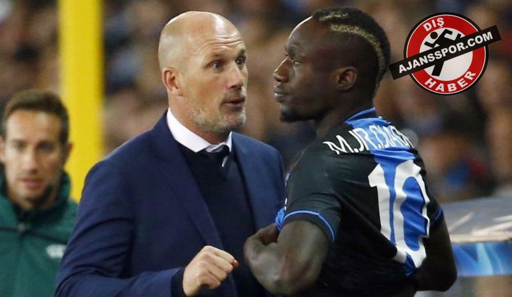 Hocası açıkladı: Diagne kadro dışı bırakıldı!