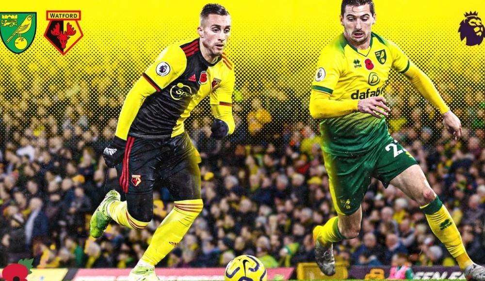Norwich City - Watford (Canlı Skor)