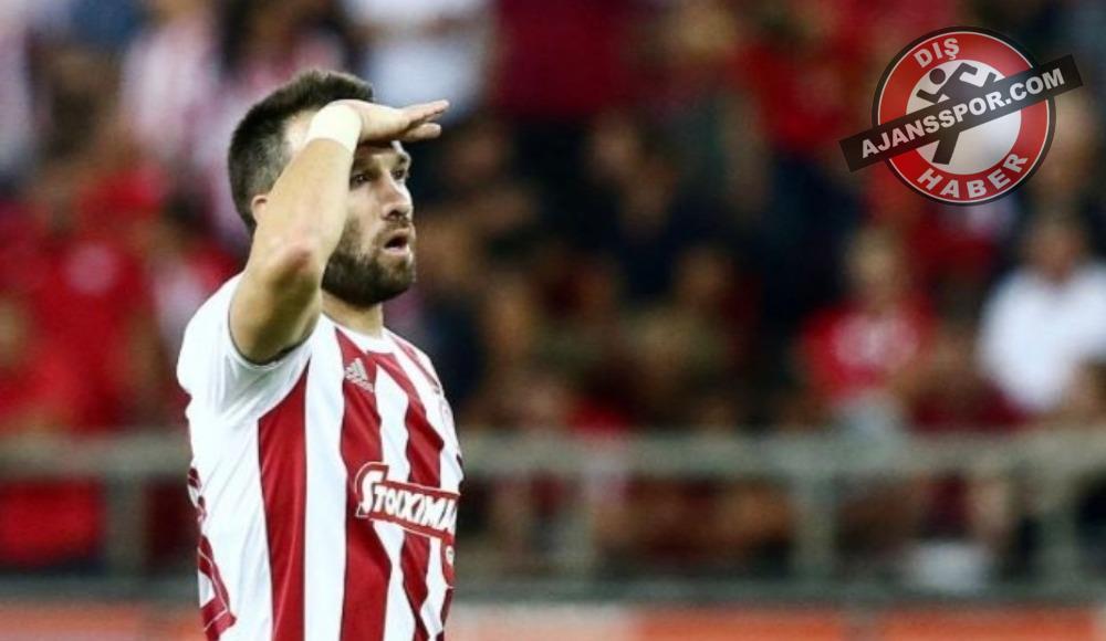 Valbuena'dan Benzema'ya zeytin dalı
