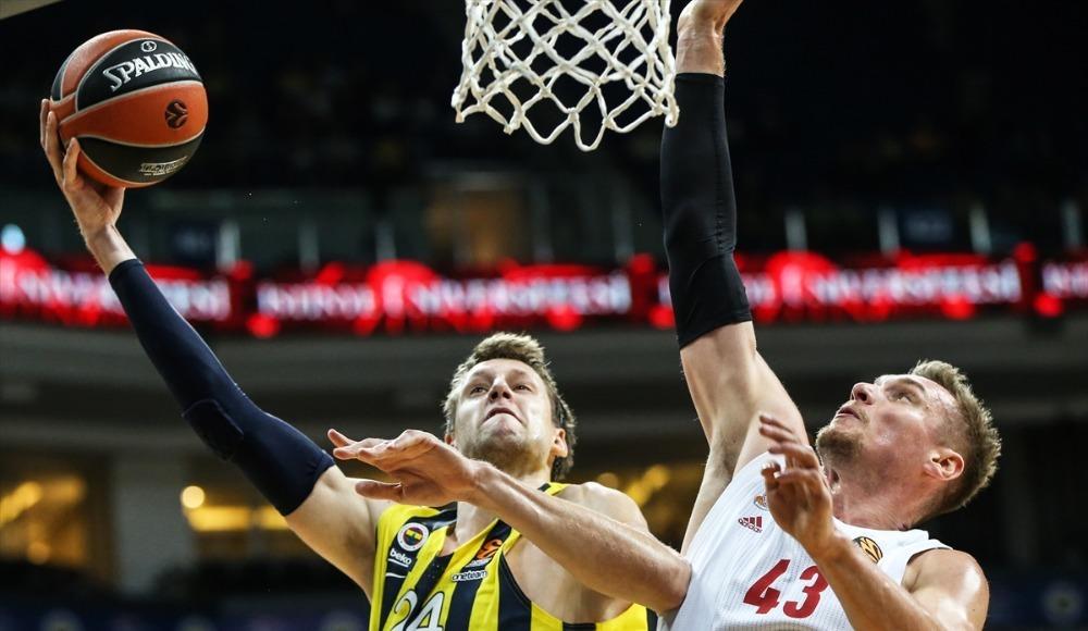 Fenerbahçe Beko, Almanları devirdi!