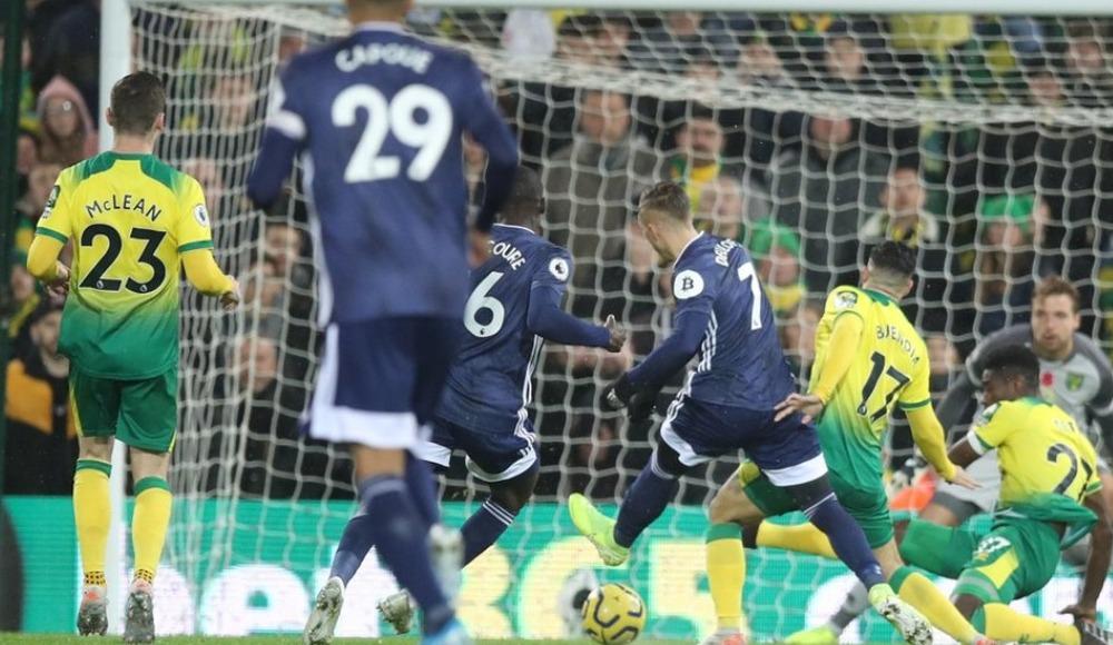 Watford bu sezon ilk kez 3 puan sevinci yaşadı!
