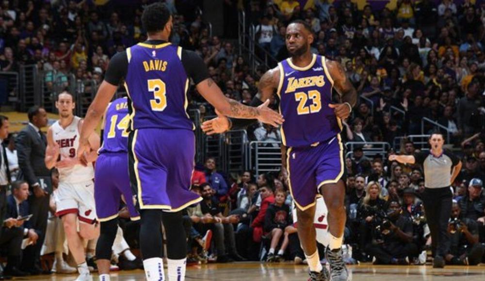 Los Angeles Lakers'tan 7'de 7!