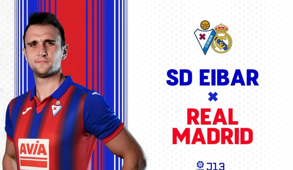 Eibar - Real Madrid (Canlı Skor)