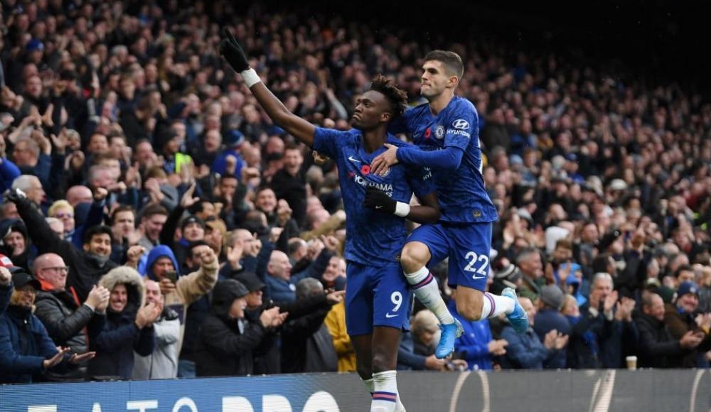 Chelsea ligde ikinci sıraya yükseldi!