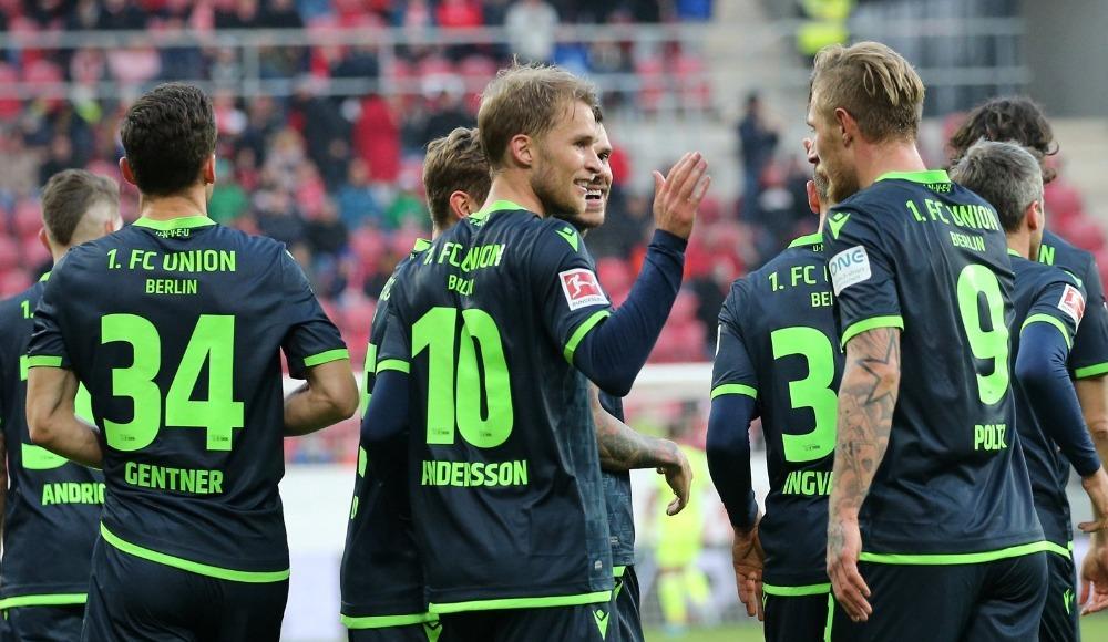 5 gollü mücadelede kazanan Union Berlin!