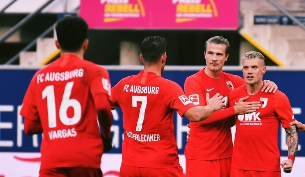 Augsburg tek attı, 3 aldı!