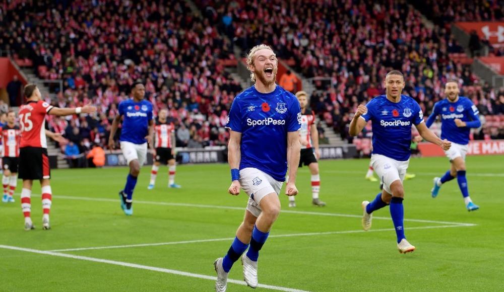 Everton - Burnley (Canlı Skor)
