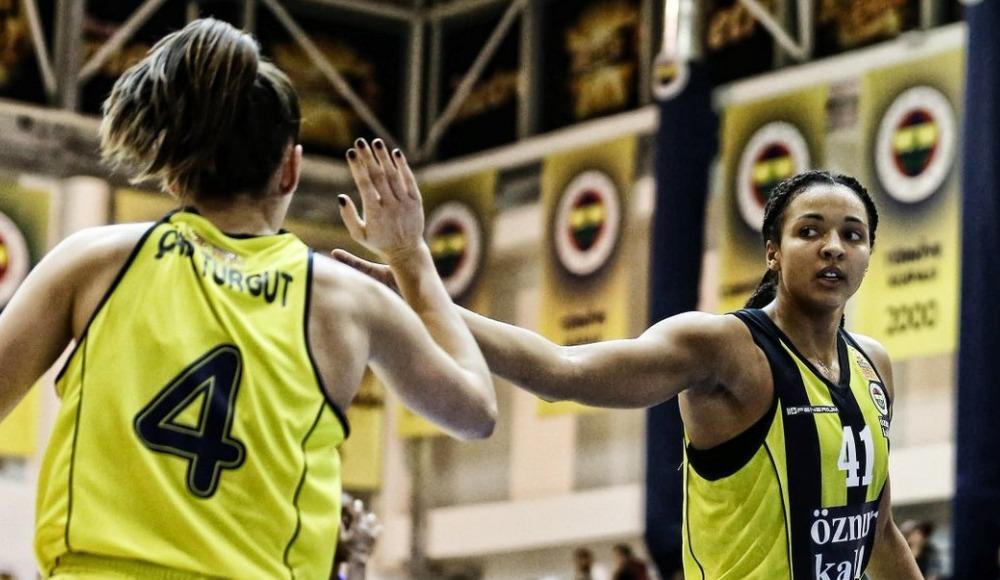 Fenerbahçe Öznur Kablo, sahasında BOTAŞ'ı 56-48 yendi