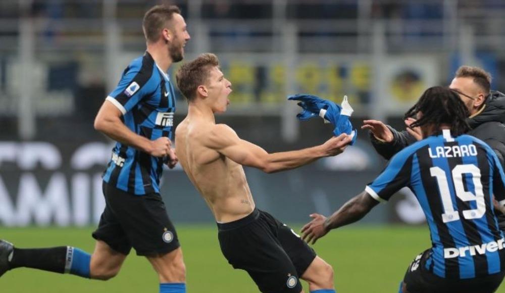 Inter sonradan açıldı!