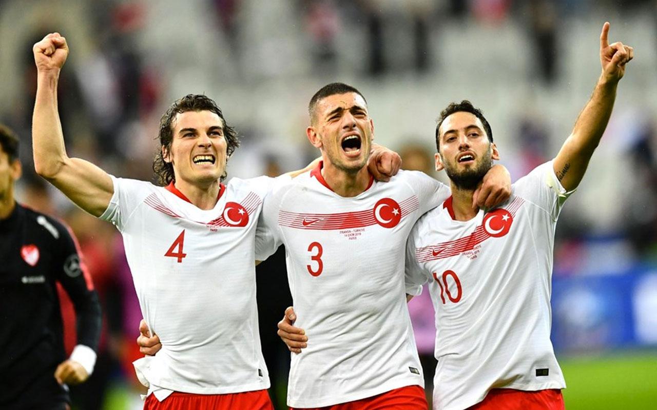 A Milli Futbol Takımı, Slovenya ve Avusturya ile martta hazırlık maçı yapacak