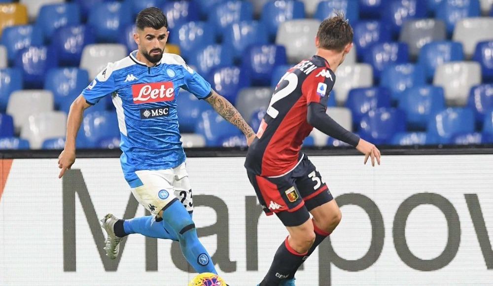 San Paolo'da gol yok! Napoli 0-0 Genoa