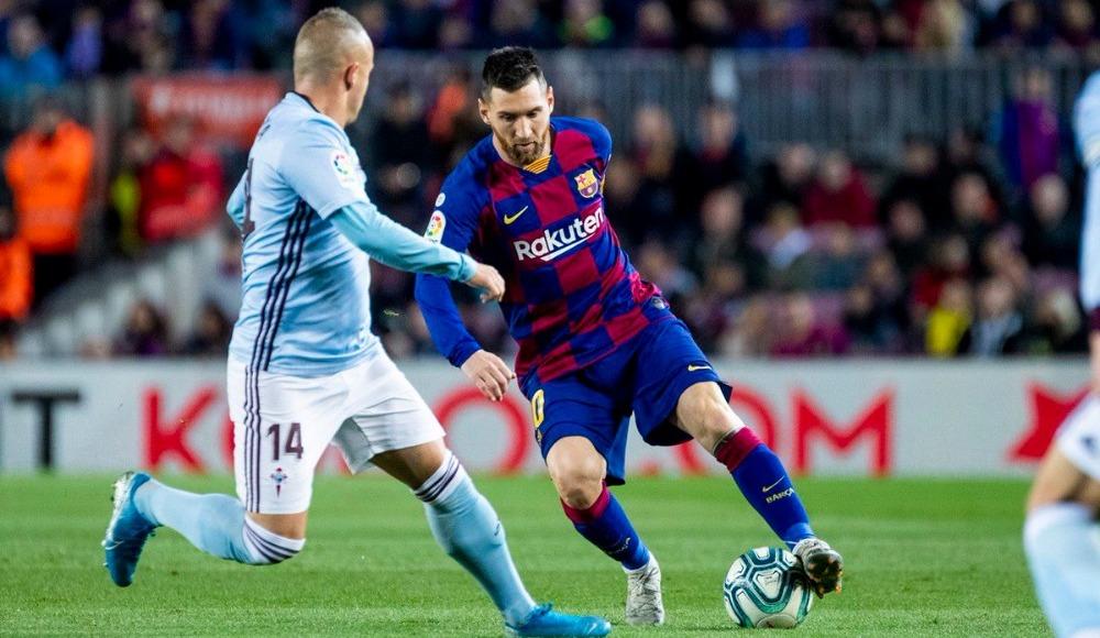 Flaş Messi açıklaması