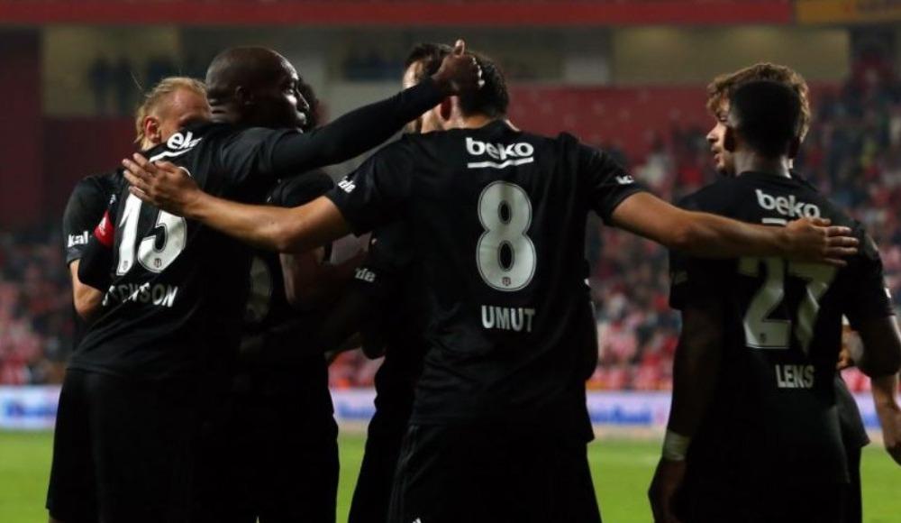 Beşiktaş'ta yıldızlar göreve! Denizlispor maçında...