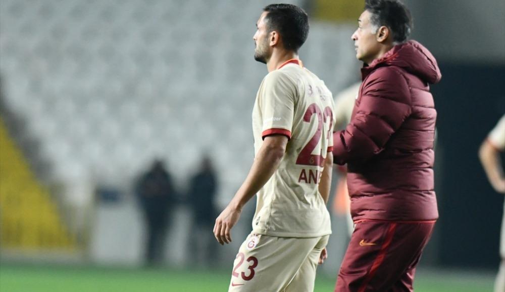 Galatasaray'dan Andone kararı!
