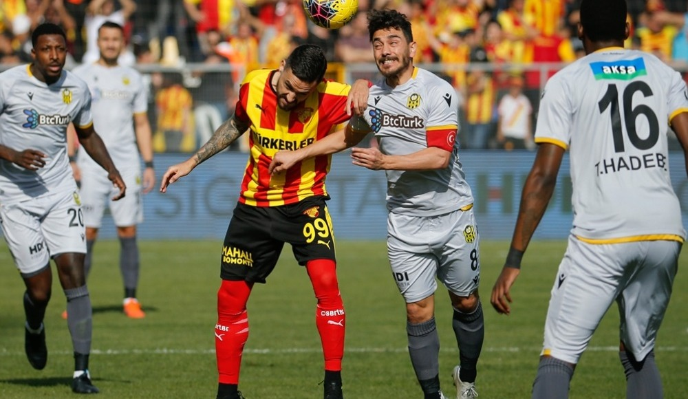 Göztepe ile Yeni Malatyaspor yenişemedi!