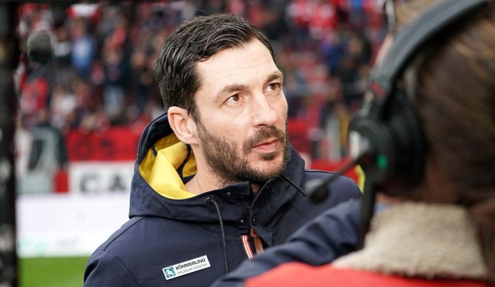 Mainz 05'te teknik direktör Sandro Schwarz'ın görevine son verildi