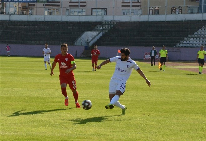 Yeni Orduspor, sahasında Silivrispor ile 0-0 berabere kaldı