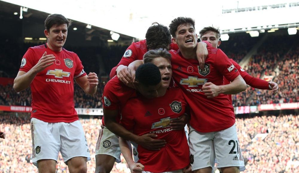 Manchester United sahasında nefes aldı: 3-1!