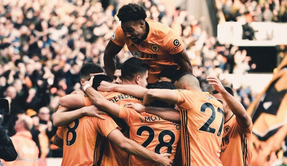 Wolverhampton 3 puanı 2 golle attı