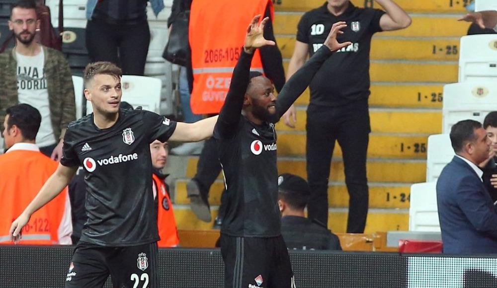 N'Koudou 60'ta girdi 70'te golünü attı