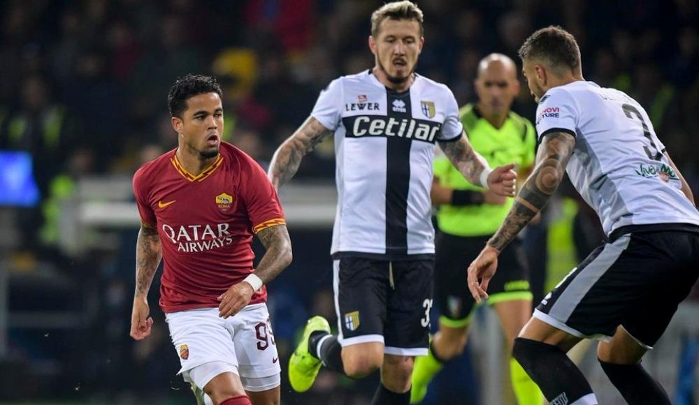 Roma deplasmanda kayıp: 2-0!