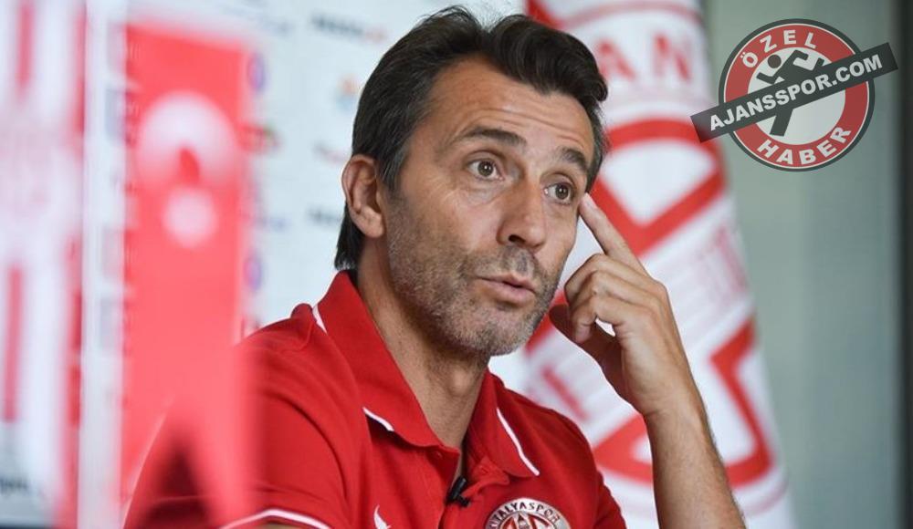 Bülent Korkmaz, Antalyaspor'dan ayrıldığını resmen açıkladı!